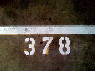 Parking Number
