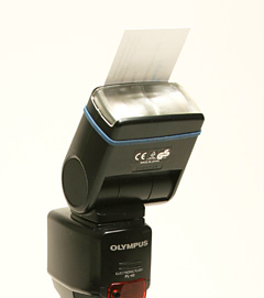 Business Card Bounce Flash
