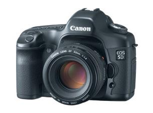 Canon 5D DSLR