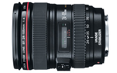Canon 24-105mm L IS