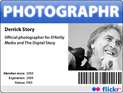 make your own photographer 39 s id badge the digital story. Black Bedroom Furniture Sets. Home Design Ideas