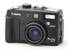Canon G2 Black