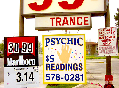 Psychic Sign
