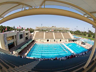 Olympus Zuiko Ed 8mm F3 5 Fisheye Lens At Stanford Swim Center The Digital Story